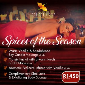 Aronia Spa_Spice of the season_special