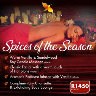 Spices of the Season Promotion