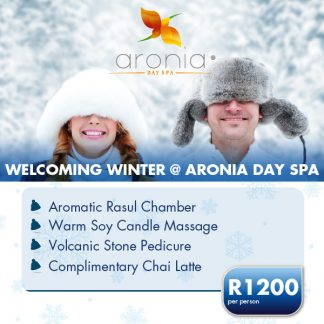 Winter Warmer Spa Promotion