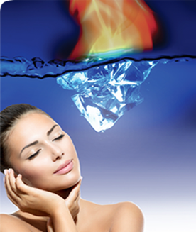 fire and ice is clinical facial