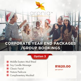 year end spa party function group corporate spa day