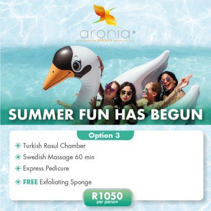 summer special day spa jhb johannesburg gift vouchers