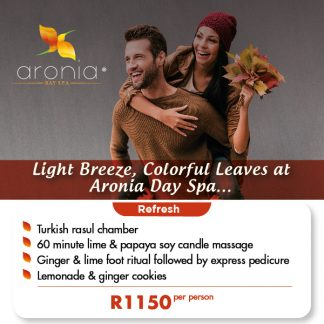Aronia Day Spa march promo special offers 02