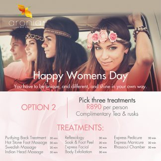 womens day spa packages johannesburg 2