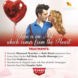 valentines day spa package