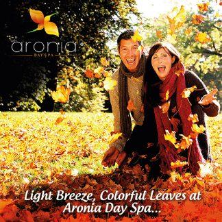 Autumn Spa Promotion