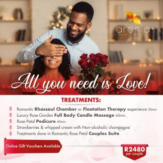 aronia day spa valentines day promo feb 2021