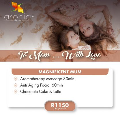 Aronia day spa mothers day promo jhb best day spa